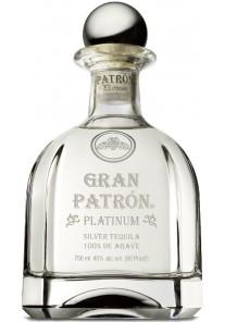 Tequila Patron Platinum  0,70 lt.
