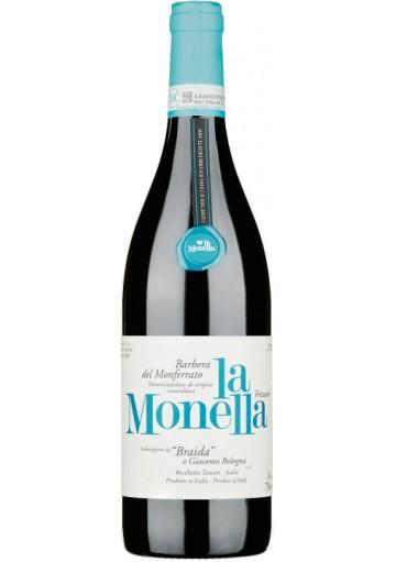 Barbera del Monferrato La Monella 2014 0,75 lt.