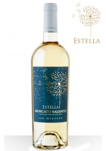 Moscato Estella Cantine San Marzano 2016 0,75 lt.