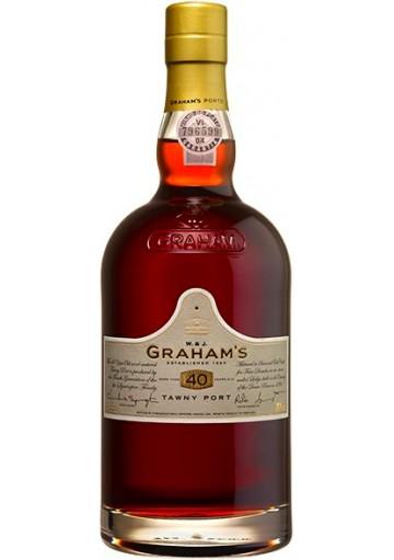 Porto Graham\'s 40 Anni Old Tawny 0,75 lt.