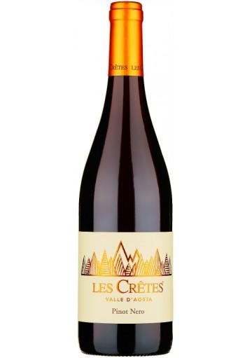 Pinot Nero Les Cretes 2016 0,75 lt.