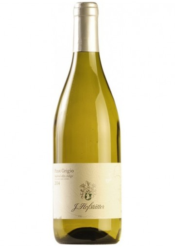 Pinot Grigio Hofstatter 2016 0,75 lt.