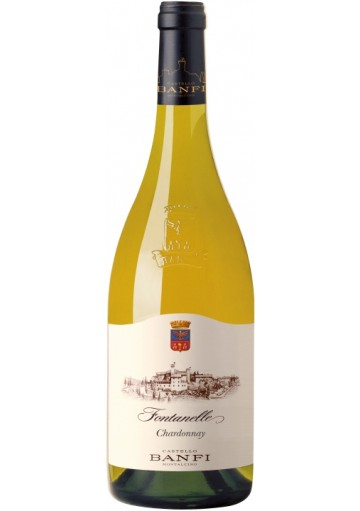 Chardonnay Fontanelle Banfi 2016 0,75 lt.