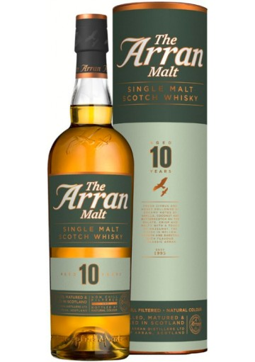 Whisky The Arran 10 Anni 0,70 lt.