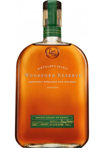 Whisky Woodford Bourbon Reserve Rye 0,70 lt.