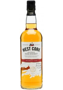 Whiskey West Cork Irish Classic Blend 0,70 lt.