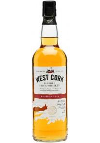 Whiskey West Cork Irish Classic Blend 0,70 lt.