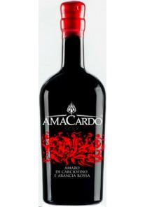 Amacardo Amaro di Arancia e Carciofino dell' Etna  0,50 lt.
