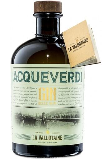 Gin delle Alpi Acqueverdi La Valdotaine 1 lt.