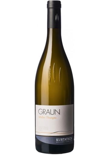 Muller Thurgau Graun Cortaccia 2016 0,75 lt.