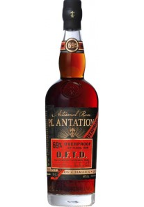 Rum Plantation Old fashioned Traditional Dark Overproof 0,70 lt.