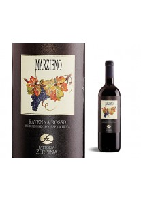 Marzieno Ravenna rosso Zerbina 1998 0,75 lt.