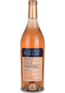 Pinot Grigio Le Vigne di Zamò 2016 0,75 lt.