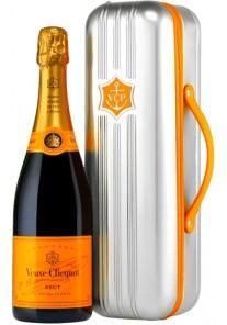Champagne Veuve Clicquot Suitcase 0,70 lt.