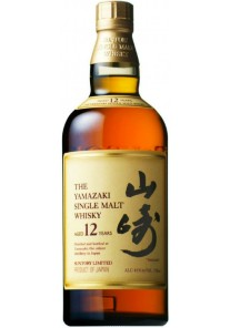 Whisky The Yamazaki Single Malt 12 Anni 0,70 lt.