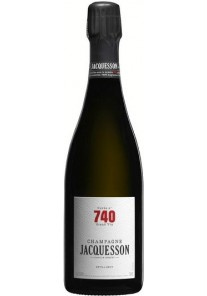Champagne Jacquesson Cuvee 740 Extra Brut 0,75 lt.