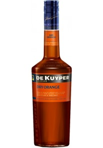 Curacao Dry Orange De Kuyper 0,75 lt.