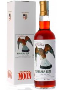 Rum Demerara Enmore Guyana Moon Import 1990 0,75 lt.