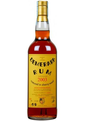 Rum Demerara Selezione Moon Import 2003 12 Anni 0,70