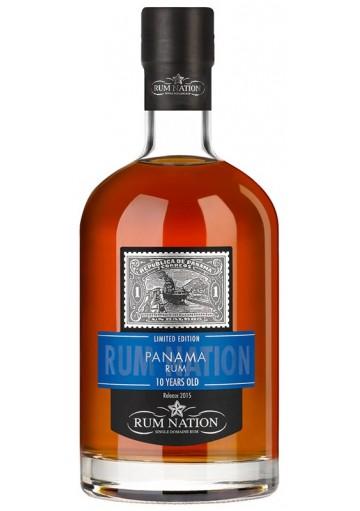 Rum Nation Panama 10 anni 0,70 lt.