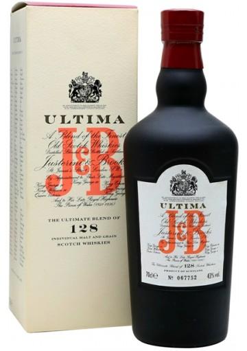 Whisky J & B Blended Ultima 0,70 lt.