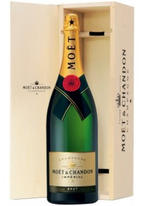 Champagne Moet & Chandon Mathusalem 6 lt.