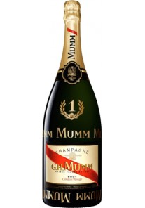 Champagne Mumm Cordon Rouge Brut Magnum 1,50 lt.