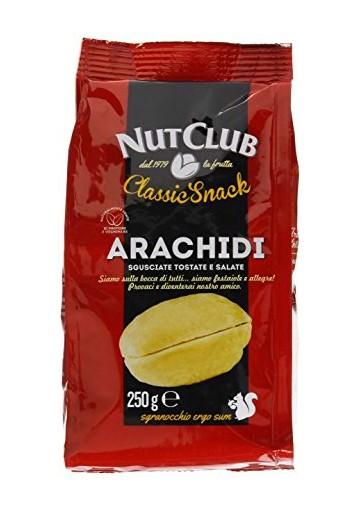 Arachidi NutClub 250 Gr.