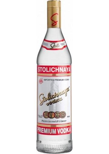 Vodka Stolichnaya Etichetta Rossa Night Edition 0,70 lt.