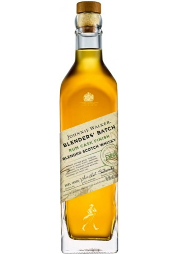 Johnnie Walker Blenders\' Batch Rum Cask Finish 0,70 lt.