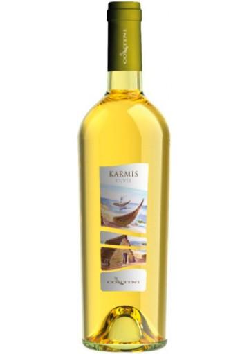 Karmis Bianco Contini 2016 0,75 lt.