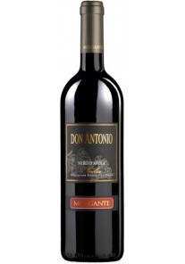 Nero d'Avola Morgante Don Antonio 2016 0,75 lt.