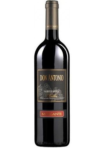 Nero d\'Avola Morgante Don Antonio 2013 0,75 lt.