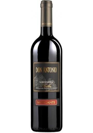 Nero d\'Avola Morgante Don Antonio 2013 0,75 lt.