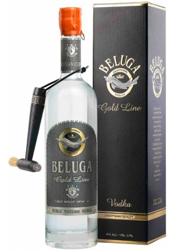 Vodka Beluga Gold Line 0,70 lt.
