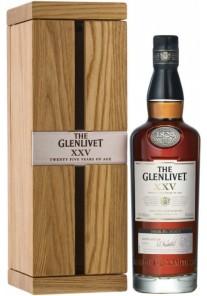 Whisky Glenlivet Single Malt XXV 25 Anni 0,70 lt.