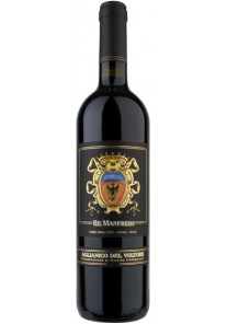 Aglianico del Vulture Re Manfredi 2012 0,75 lt.