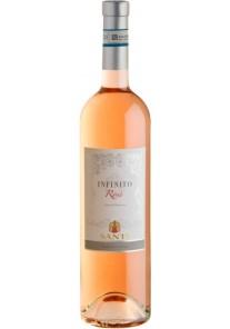 Bardolino Chiaretto Infinito Rosè Santi 2016  0,75 lt.