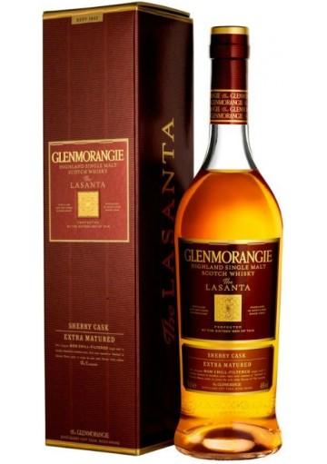 Whisky Glenmorangie Lasanta 12 Anni Sherry Casks 0,70 lt.