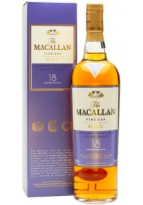 Whisky The MacAllan Fine Oak Triple Cask Matured 18 0,70 lt.