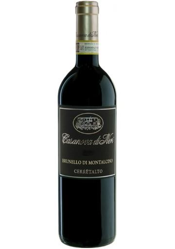 Brunello di Montalcino Casanova Neri Cerretalto 2000 0,75 lt.