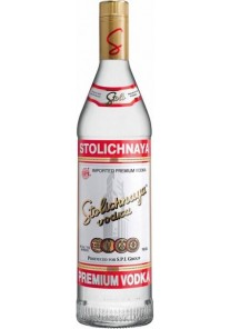 Vodka Stolichnaya Etichetta Rossa Night Edition 0,70 lt.