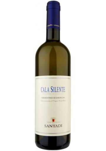 Vermentino di Sardegna Santadi Cala Silente 2015 0,75 lt.