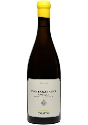 Nosiola Foradori Fontanasanta 2016 0,75 lt.