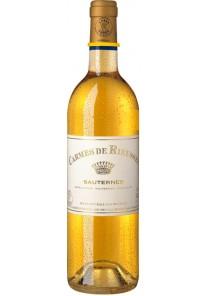 Sauternes Chateau Carmes de Rieussec 2015 0,375 lt.