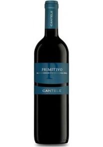 Primitivo Cantele del Salento 2015 0,75 lt.
