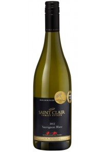 Sauvignon Blanc Saint Clair 2017 0,75 lt.