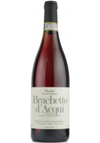 Brachetto d\'Acqui Braida 2017 0,75 lt.