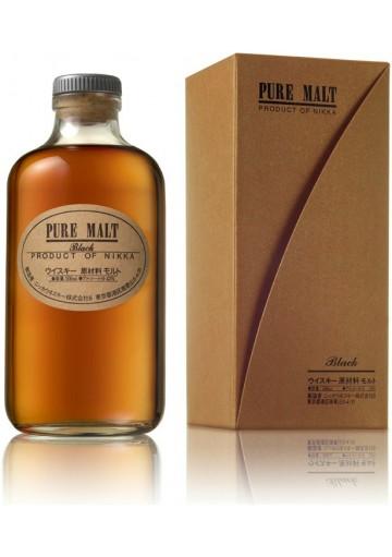 Whisky Nikka Pure Malt Black  0,50 lt