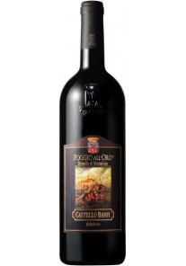 Brunello di Montalcino Banfi Riserva Poggio all\'Oro Magnum 2007 1,50 lt.